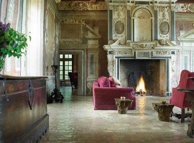 Celebrity Review: Ilse Crawford on Château de Bagnols, France ... | Getting Married in South West France | Scoop.it
