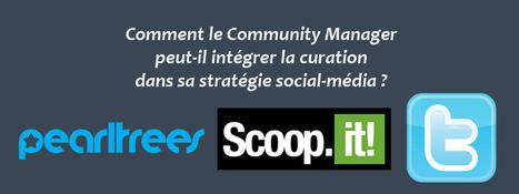 Comment le Community Manager intègre t-il la curation dans sa stratégie social-média ?   La Curation, avenir du web ?   Scoop.it