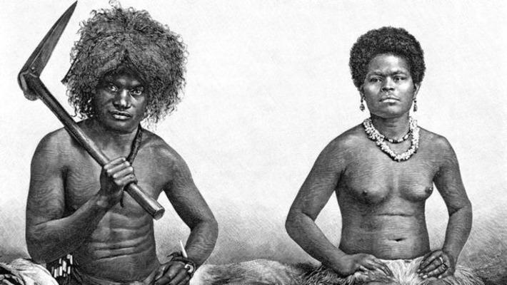 La Nouvelle-Calédonie aura la tête d'Ataï,grand chef Kanak   Le Figaro   Kiosque du monde : Océanie   Scoop.it