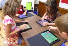 EdTechSandyK: 1:1 iPads In A Third Grade Classroom | iPad learning | Scoop.it