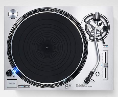 CES 2017 : Technics lance le nouveau modèle SL-1200GR, de sa légendaire platine vinyle, à moitié prix | ON-TopAudio | Scoop.it