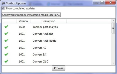 Manually Updating Toolbox for SolidWorks 2012 | Teaching SolidWorks | Scoop.it