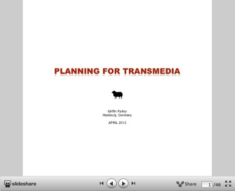 Transmedia Planning – Transmedia Storyteller | Transmedia: Storytelling for the Digital Age | Scoop.it