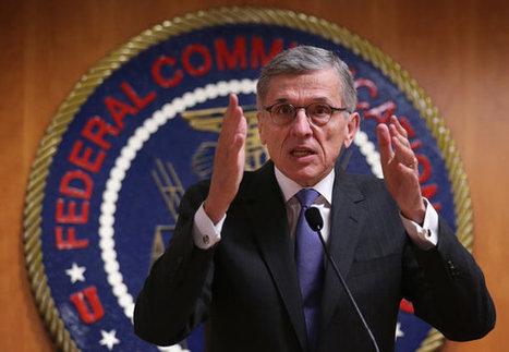 F.C.C. Plans Strong Hand to Regulate the Internet   Peer2Politics   Scoop.it