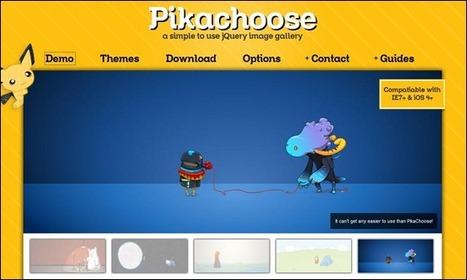 Pikachoose a jQuery Slideshow - Pikachoose | Slideshow & Carousel Jquery | Scoop.it