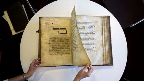 Israeli-British project makes Hebrew texts available online | Jewish Education Around the World | Scoop.it
