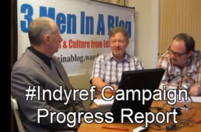VIDEOPod   #Indyref Campaign ProgressReport   YES for an Independent Scotland   Scoop.it