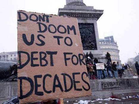 Three quarters of students won't be able to pay off their debt   ESRC press coverage   Scoop.it
