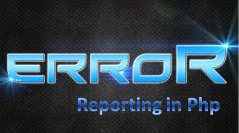 Error Reporting in Php   Web Development   Scoop.it