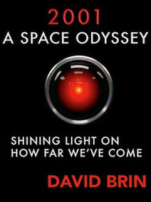 2001: A Space Odyssey: Shining Light on How Far We've Come | Popular Culture Forges Tomorrow: From Star Wars to Lord of the Memes | Scoop.it
