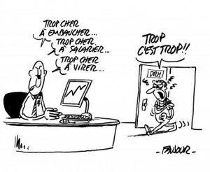 Compétitivité, piège à salariés ! | Econopoli | Scoop.it