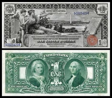 """What Is a Silver Certificate Dollar Worth? 