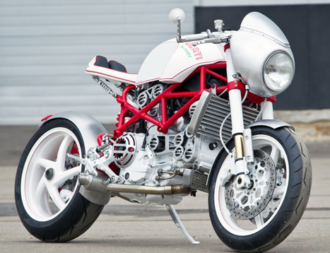 Ducati Bastardo. Twice. | Cyril Huze Post | Desmopro News | Scoop.it
