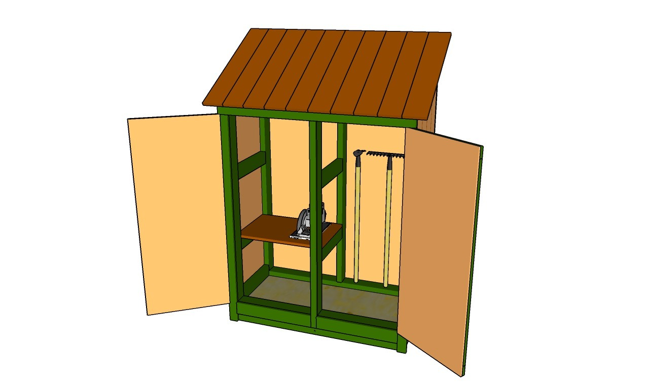 Free shed plans for Design a shed online free