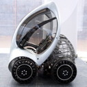 Futuristic fold-up car makes its debut   Xposed   Scoop.it