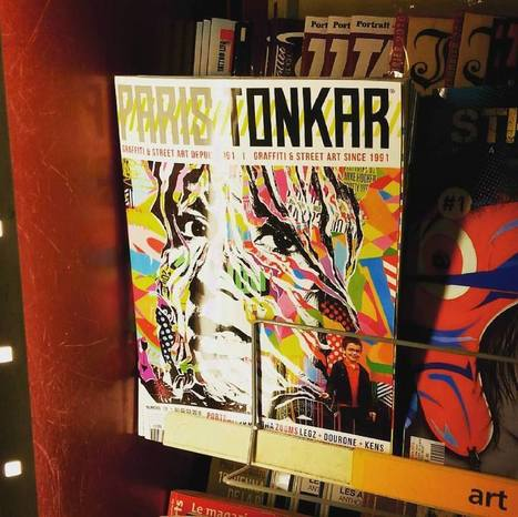 Paris Tonkar magazine #13 | Les créations de Tarek | Scoop.it
