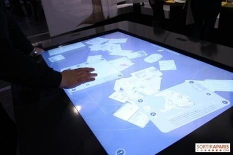 Dinosaures, Lascaux et de Vinci: à chaque exposition son dispositif numérique | L'actu culturelle | Scoop.it
