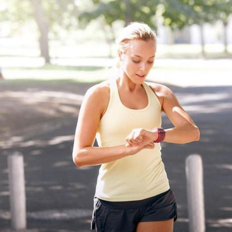 TomTom Steps Into Fitness With GPS Smart Watches | All Technology Buzz | Scoop.it