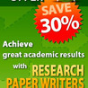 Research Paper Writers with Certainty of Success