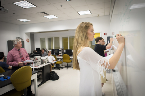 Taking a Page From Humanities, College Engineering Gets Flipped - US News | Online and or Blended Learning | Scoop.it