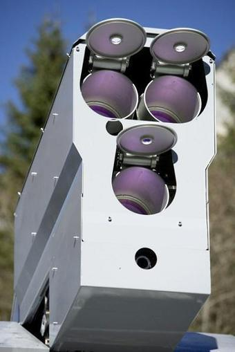 Rheinmetall A Testé Une Arme Laser De 50
