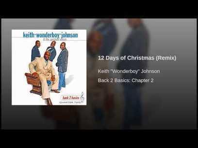 gfella 12 days of guido christmas lyricsxmass - 12 Days Of Christmas Remix