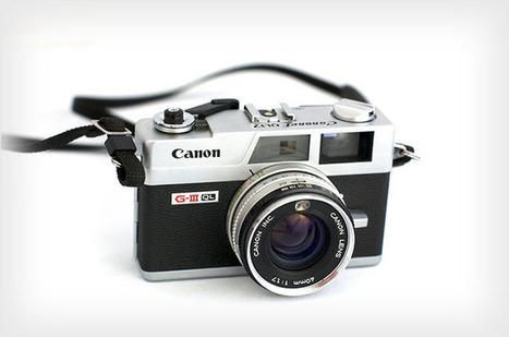 A Brief History of the Canon Canonet Rangefinder | L'actualité de l'argentique | Scoop.it