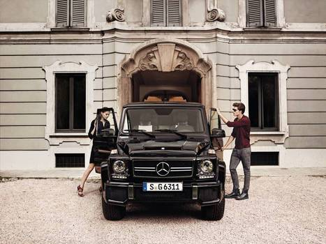Santoni for AMG G 63 | Le Marche & Fashion | Scoop.it