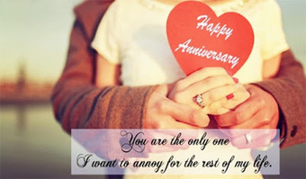 Happy anniversary messages: for wife husband fr