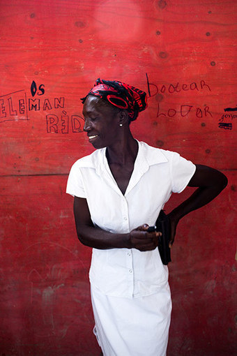 The Self-Portrait Project in Haiti – in pictures | Urbanism 3.0 | Scoop.it
