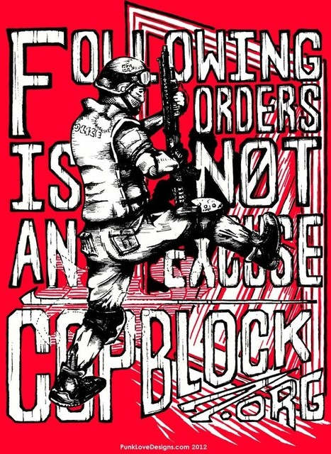 Know Your Place: A Response | Cop Block | Police Problems and Policy | Scoop.it