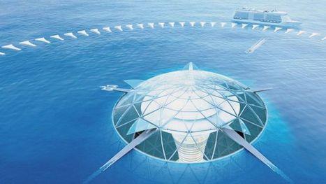 Une ville sous-marine va naître au Japon | Géographie : les dernières nouvelles de la toile. | Scoop.it