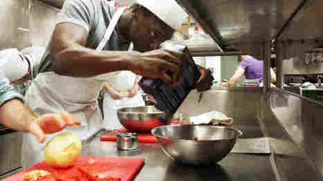 A Dose Of Culinary Medicine Sends Med Students To The Kitchen | Diary of a serial foodie | Scoop.it