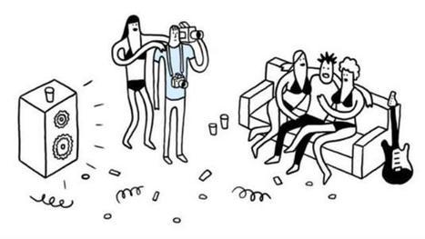 12 vidéos didactiques sur les réseaux sociaux et le numérique | TELT | Scoop.it