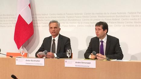 Suisse - UE: Un «redémarrage prudent» des relations avec ...   La Suisse et l'union européenne sont faites l'une pour l'autre   Scoop.it