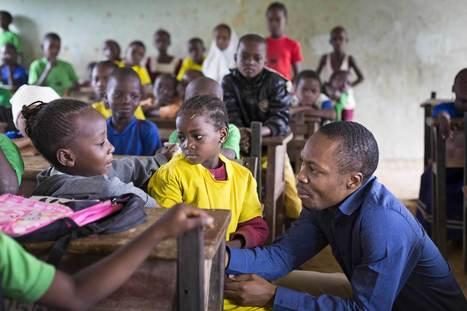 (Nigéria) L'appli magique pour lutter contre le gaspillage alimentaire et contre la faim | Afrique: Histoire , Art et Culture | Scoop.it
