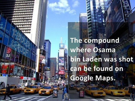 25 Weird Facts You Did Not Know About Google Maps | Strange days indeed... | Scoop.it