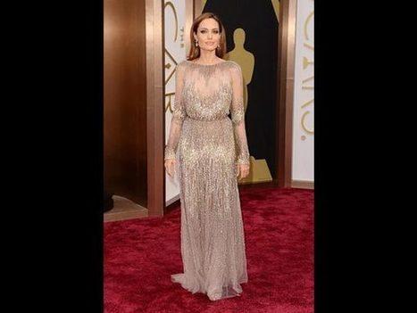 Oscars 2014 Red Carpet: Best Dressed Pics | Makeup | Scoop.it