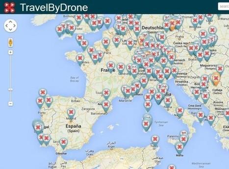 TravelByDrone, recopilación de vídeos hechos por drones en todo el mundo | TIC, educación y demás temas | Scoop.it