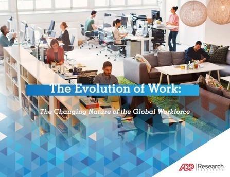 Etude : un monde du travail en pleine mutation | Responsabilité Sociale des Entreprises | Scoop.it