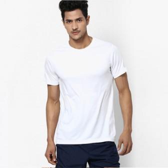31041708f6a SnS Kids Plain White 100% cotton Sofspun T-Shir...