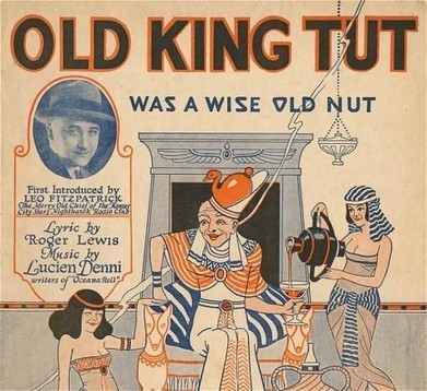 Why the world went wild for King Tut - Telegraph | Egyptology and Archaeology | Scoop.it