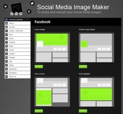 Traiter ses photos pour les réseaux sociaux | Community management | Scoop.it