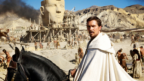 First Look: Christian Bale as Moses in Fox's 'Exodus' | Troy West's Radio Show Prep | Scoop.it