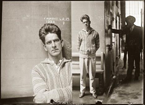 Vintage Mugshots from the 1920s | Binterest | Scoop.it