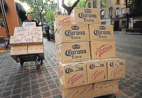 Bière: Washington bloque le rachat de la Corona par Budweiser   Le Monde de la bière   Scoop.it