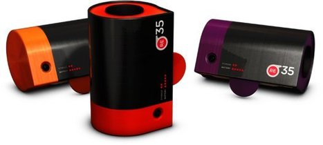 Bright Idea: USB Cartridge Could Let Any 35mm Film Camera Shoot Digital | All Geeks | Scoop.it