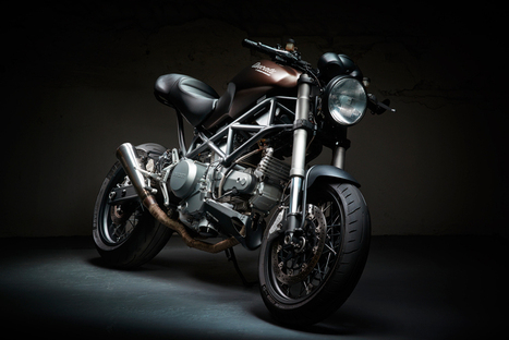 Ducati Mostro 651 DS3 by Kerozin | Ducati & Italian Bikes | Scoop.it