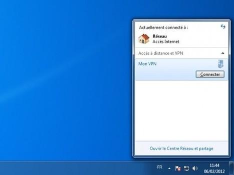 Configurer un VPN sur Windows 7 en PPTP, IPsec ou Open VPN   Time to Learn   Scoop.it