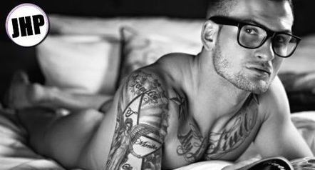 Bedtime session with a model: Marcel Brendel by PFM - JHP+ | FASHION & LIFESTYLE! | Scoop.it